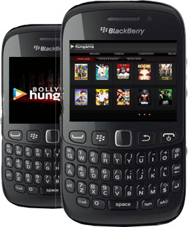 Bollywood Hungama for Blackberry
