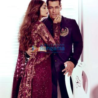 Celebrity Photo Of Salman Khan, Sonam Kapoor