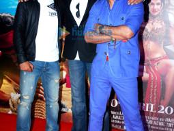 Jay Bhanushali, Mohit Alawat, Jas Arora
