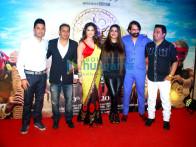 Bhushan Kumar, Bobby Khan, Sunny Leone, Shaira Khan, Jas Arora, Ahmed Khan
