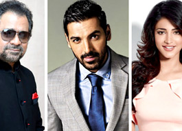 Anees Bazmee saves up John Abraham-Shruti Haasan romantic song for last