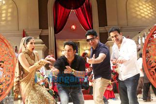 Sunny Leone, Ahmed Khan, Bhushan Kumar, Bobby Khan