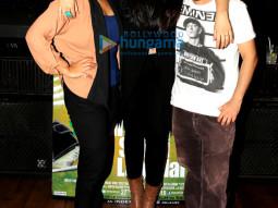 Tina A Bose, Cyrus Khambata, Eden Shyodhi