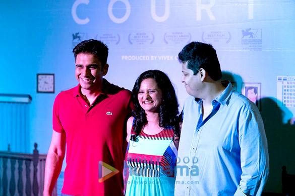Vivek Gomber, Geetanjali Kulkarni, Chaitanya Tamhane