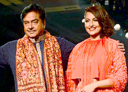 """""""Don't fire at me from my family's shoulder""""- Shatrughan Sinha won't tolerate barbs about Sonakshi"""