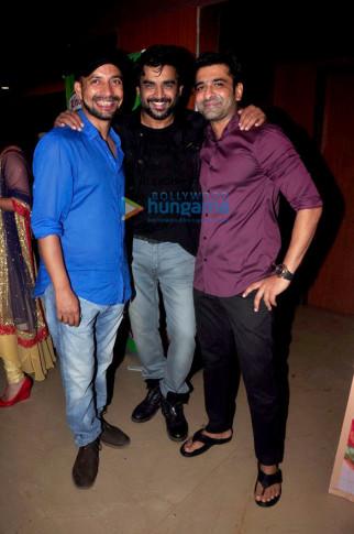 Deepak Dobriyal, R Madhavan, Eijaz Khan