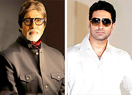 Amitabh, Abhishek Bachchan embroiled in a legal controversy over National Flag