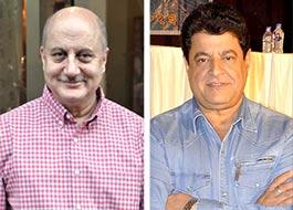 """Aap chup ho jayen"" - Anupam Kher's advice to Gajendra Chauhan"