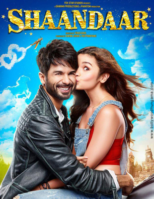 Shaandaar Cover