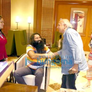 Gurmeet Ram Rahim Singh Ji Insan, Mahesh Bhatt, Honeypreet Insan