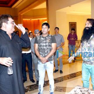 Raza Murad, Gurmeet Ram Rahim Singh Ji Insan