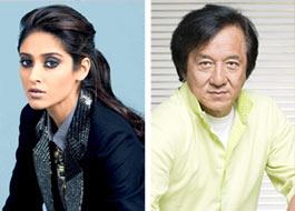 Ileana D'Cruz sneaks off too Dubai to play the lead opposite Jackie Chan
