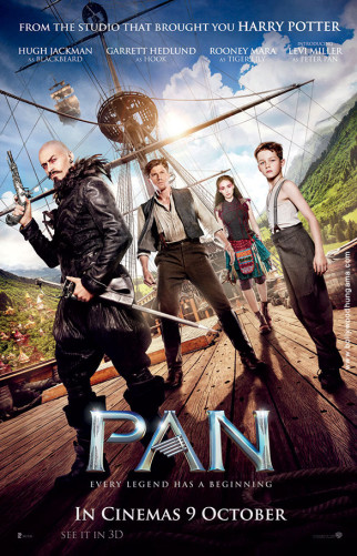 First Look Of The Movie Pan (English)