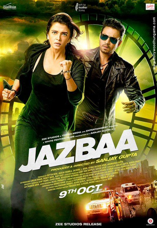 Jazbaa Cover