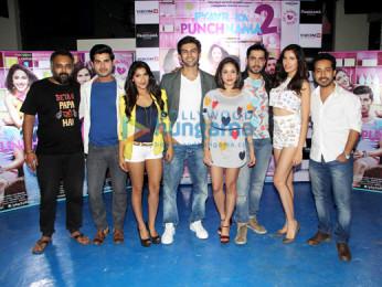 Luv Ranjan, Omkar Kapoor, Ishita Sharma, Kartik Aaryan, Nushrat Bharucha, Sunny Singh Nijjar, Sonalli Sehgall, Abhishek Pathak