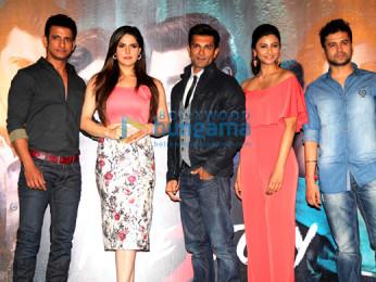 Sharman Joshi, Zareen Khan, Karan Singh Grover, Daisy Shah, Vishal Pandya