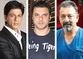 Shah Rukh Khan, Sohail Khan and Sanjay Dutt to own cricket teams of retired players