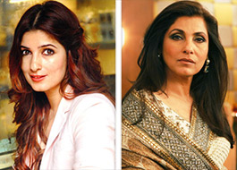 Twinkle Khanna and Dimple Kapadia to endorse Ranka jewelers?