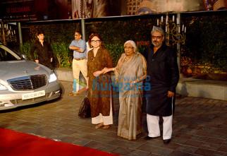 Bela Sehgal, Leela Bhansali, Sanjay Leela Bhansali
