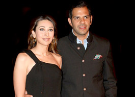 Karisma Kapoor and Sunjay Kapoor withdraw divorce by mutual consent
