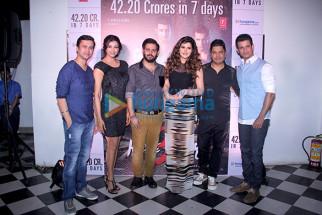 Vishal Pandya, Daisy Shah, Zarine Khan, Bhushan Kumar, Sharman Joshi