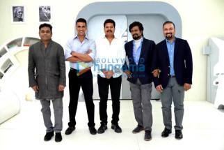 A R Rahman, Akshay Kumar, S Shankar, Rajinikanth