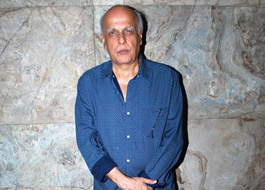 Mahesh Bhatt is miffed with the Censor Board