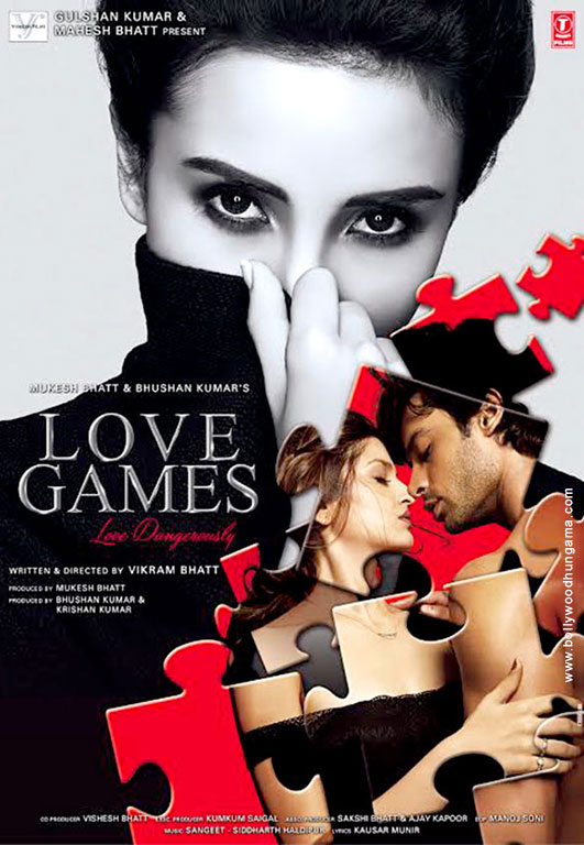 Love Games Cover