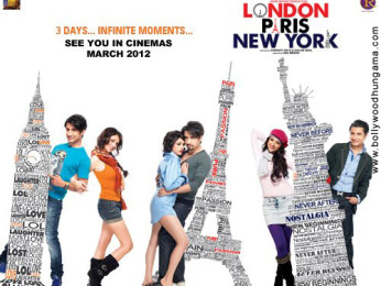 First Look Of The Movie London Paris New York