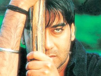 Movie Still From The Film Kaal Featuring Ajay Devgan