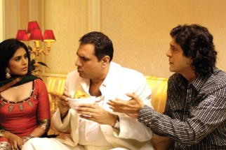 Movie Still From The Film I See You,Boman Irani,Chunky Pandey