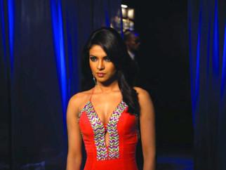 Movie Still From The Film Don - The Chase Begins Again,Priyanka Chopra