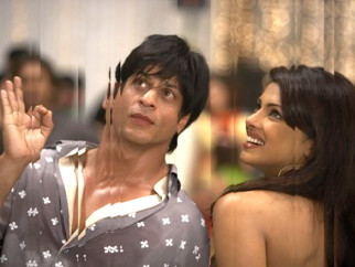Movie Still From The Film Don - The Chase Begins Again,Shahrukh Khan,Priyanka Chopra