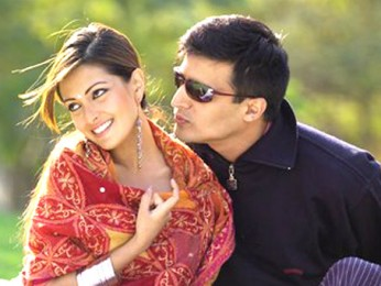 Movie Still From The Film Silsiilay,Jimmy Sheirgill