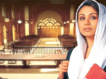 Movie Still From The Film Veer Zaara Featuring Rani Mukherjee