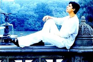 Movie Still From The Film Kal Ho Naa Ho Featuring Shahrukh Khan