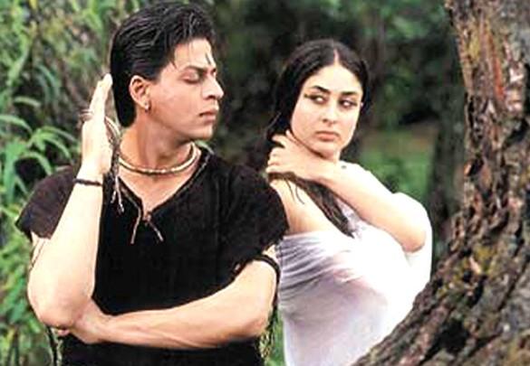 Movie Still From The Film Asoka,Shahrukh Khan,Kareena Kapoor