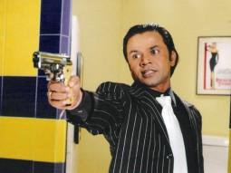 Movie Still From The Film Partner Featuring Rajpal Yadav