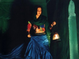 Movie Still From The Film Saawariya Featuring Sonam Kapoor