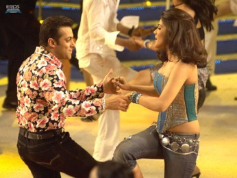 Movie Still From The Film God Tussi Great Ho,Salman Khan,Priyanka Chopra