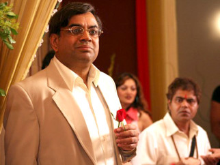 On The Sets Of The Film Welcome Featuring Paresh Rawal