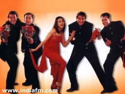 Still From The Film Chal Mere Bhai