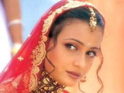 Movie Still From The Film Tumko Na Bhool Paayenge Featuring Dia Mirza
