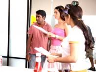 On The Sets Of The Film Kambakkht Ishq Featuring Kareena Kapoor