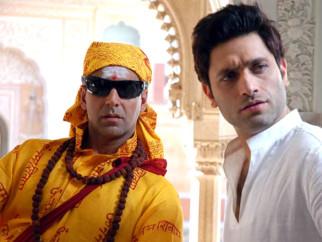 Movie Still From The Film Bhool Bhulaiyaa,Akshay Kumar,Shiney Ahuja