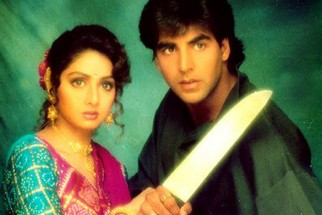 Movie Still From The Film Meri Biwi Ka Jawab Nahin Featuring Akshay Kumar,Sridevi