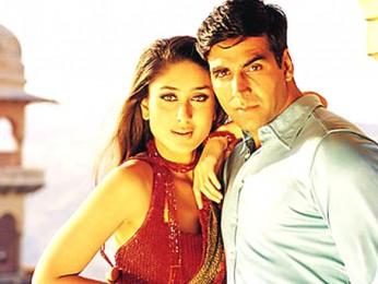 Movie Still From The Film Talaash... The Hunt Begins,Kareena Kapoor,Akshay Kumar
