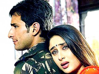Movie Still From The Film LOC - KARGIL,Saif Ali Khan,Kareena Kapoor