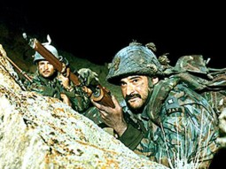 Movie Still From The Film LOC - KARGIL,Sanjay Kapoor