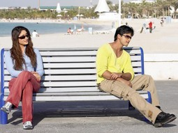 Movie Still From The Film Milenge Milenge,Kareena Kapoor,Shahid Kapoor